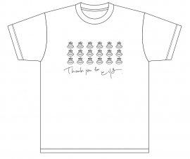 <予約受付中>【Lサイズ】「渕上舞のとりあえずまぁ、話だけでも。」 200回記念Tシャツ