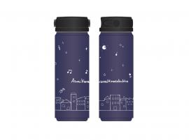 阿澄佳奈デザイン&描きおろし 星ひなステンレスボトル