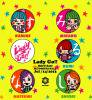 Lady Go!! third date 缶バッジ