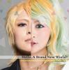 【八木菜緒のガチ!コスラブ】CD「テーマソング/Hello, A Brand New World!!」