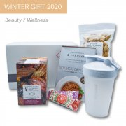 【送料込】 TOF WINTER GIFT - Beauty / Wellness <PEA PROTEIN + 食べるFitness Vegan Set> B03☆<img class='new_mark_img2' src='https://img.shop-pro.jp/img/new/icons25.gif' style='border:none;display:inline;margin:0px;padding:0px;width:auto;' />