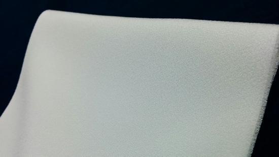 正絹半衿 丹後産 変り三越縮緬 少ししぼのある半衿 1枚分 国産