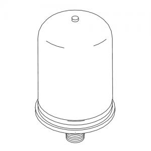 荏原製作所 圧力タンク CHJD1-4121 2L-0.12MPA