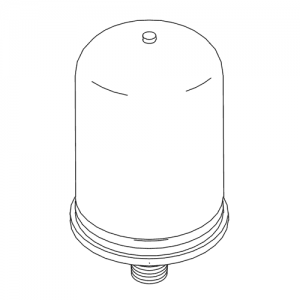 荏原製作所 圧力タンク CHPF1-4114-A 1L-0.09MPA