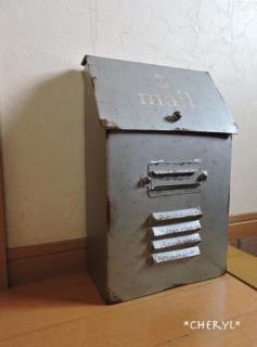 ティン メールボックス