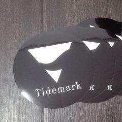 Tidemark ステッカー