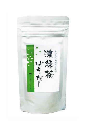 濃緑茶パウダー 50g入