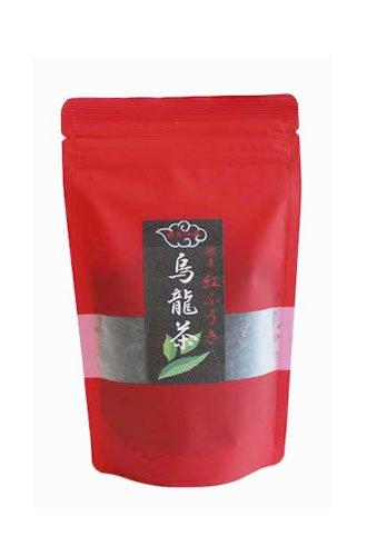 紅ふうきウーロン茶 80g茶葉入り