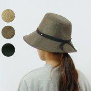 Panamacloth Ribon Hat