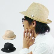 5CENTS COIN STRAW HAT