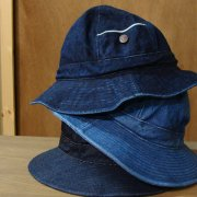 SELBITCH DENIM WORK HAT