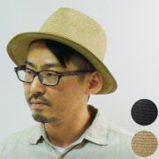 <img class='new_mark_img1' src='https://img.shop-pro.jp/img/new/icons20.gif' style='border:none;display:inline;margin:0px;padding:0px;width:auto;' />POCKETABLE LEATHER BELT BRAED HAT