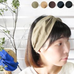 <img class='new_mark_img1' src='https://img.shop-pro.jp/img/new/icons57.gif' style='border:none;display:inline;margin:0px;padding:0px;width:auto;' />Half Bias Cross Hairband