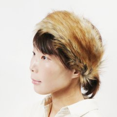 <img class='new_mark_img1' src='https://img.shop-pro.jp/img/new/icons8.gif' style='border:none;display:inline;margin:0px;padding:0px;width:auto;' />Fake Fox Hairband