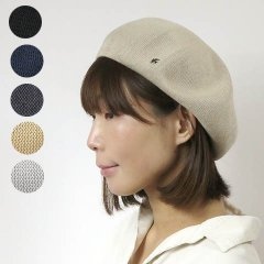 <img class='new_mark_img1' src='https://img.shop-pro.jp/img/new/icons8.gif' style='border:none;display:inline;margin:0px;padding:0px;width:auto;' />Dralon Knit Summer Beret