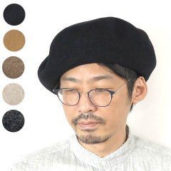 <img class='new_mark_img1' src='https://img.shop-pro.jp/img/new/icons59.gif' style='border:none;display:inline;margin:0px;padding:0px;width:auto;' />One Hundred Busk Beret