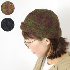 <img class='new_mark_img1' src='https://img.shop-pro.jp/img/new/icons8.gif' style='border:none;display:inline;margin:0px;padding:0px;width:auto;' />Wool Tweed Fishermans Cap
