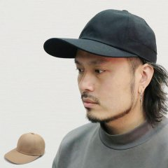 Wide Long Brim Cap
