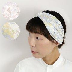 Cross Hairband (Mosaic)