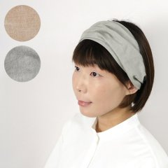 <img class='new_mark_img1' src='https://img.shop-pro.jp/img/new/icons8.gif' style='border:none;display:inline;margin:0px;padding:0px;width:auto;' />Bolumey Hairband (Organic cotton)