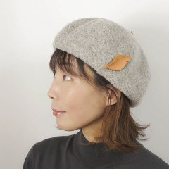 <img class='new_mark_img1' src='https://img.shop-pro.jp/img/new/icons8.gif' style='border:none;display:inline;margin:0px;padding:0px;width:auto;' />Cotton Shaggy Beret