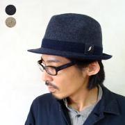 Wool Blend Linen Hat