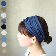 Organiccotton  Hairband