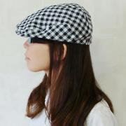 GINGHAM CHECK HUNTING