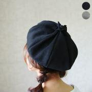<img class='new_mark_img1' src='https://img.shop-pro.jp/img/new/icons47.gif' style='border:none;display:inline;margin:0px;padding:0px;width:auto;' />Ribbon Beret