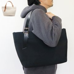ONE-SHOULDER TOTE (L)