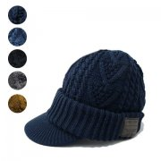 CABLE KNIT JEEP CAP