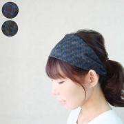 10%OFF Linen Hairband
