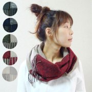 ROLL FRINGE SNOOD