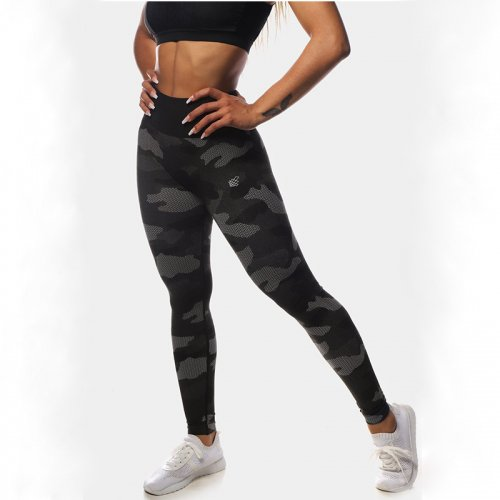 【即お届け】【JED NORTH】Flora Seamless Leggings (Gray Camo)<img class='new_mark_img2' src='//img.shop-pro.jp/img/new/icons50.gif' style='border:none;display:inline;margin:0px;padding:0px;width:auto;' />