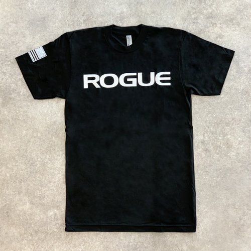 【即お届け】【ROGUE】ROGUE BASIC SHIRT(Black/White)<img class='new_mark_img2' src='//img.shop-pro.jp/img/new/icons7.gif' style='border:none;display:inline;margin:0px;padding:0px;width:auto;' />