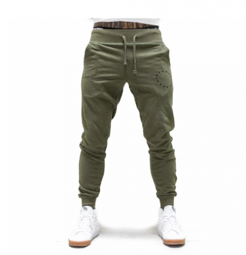 【即お届け】【LVFT】【LIVE FIT】Athlete Joggers(Olive/Black)<img class='new_mark_img2' src='https://img.shop-pro.jp/img/new/icons7.gif' style='border:none;display:inline;margin:0px;padding:0px;width:auto;' />