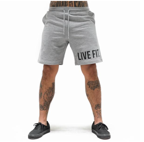 【即お届け】【LIVE FIT】【LVFT】Athletic Shorts(Athletic Heather)<img class='new_mark_img2' src='//img.shop-pro.jp/img/new/icons7.gif' style='border:none;display:inline;margin:0px;padding:0px;width:auto;' />