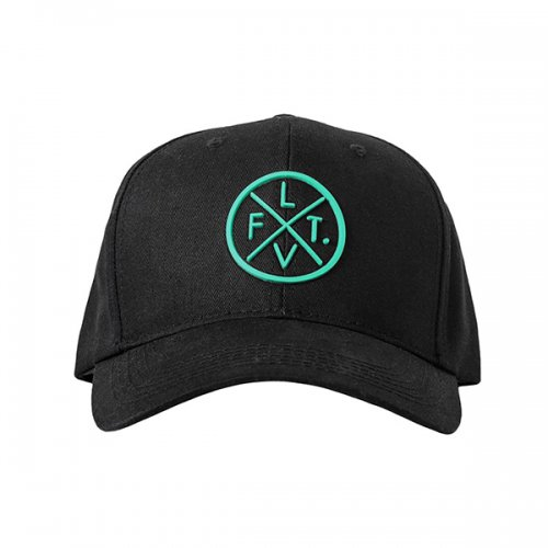 【即お届け】【LIVE FIT】【LVFT】Prestige Premium Structured Cap(Black/Teal)<img class='new_mark_img2' src='https://img.shop-pro.jp/img/new/icons7.gif' style='border:none;display:inline;margin:0px;padding:0px;width:auto;' />
