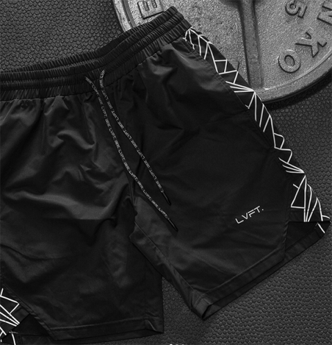 【即お届け】【LIVE FIT】【LVFT】Hyper Active Shorts(Black)<img class='new_mark_img2' src='//img.shop-pro.jp/img/new/icons7.gif' style='border:none;display:inline;margin:0px;padding:0px;width:auto;' />
