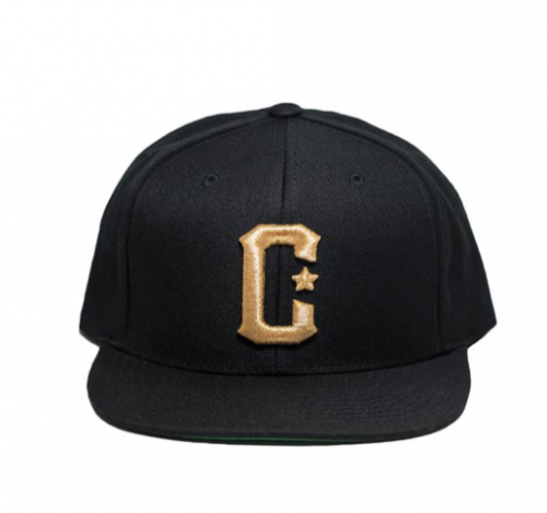 【即お届け】【LIVE FIT】【LVFT】C Snapback (Black/ Gold)<img class='new_mark_img2' src='//img.shop-pro.jp/img/new/icons7.gif' style='border:none;display:inline;margin:0px;padding:0px;width:auto;' />
