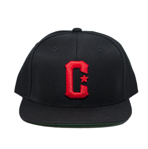 【即お届け】【LIVE FIT】【LVFT】C Snapback (Black/ Red)<img class='new_mark_img2' src='https://img.shop-pro.jp/img/new/icons7.gif' style='border:none;display:inline;margin:0px;padding:0px;width:auto;' />