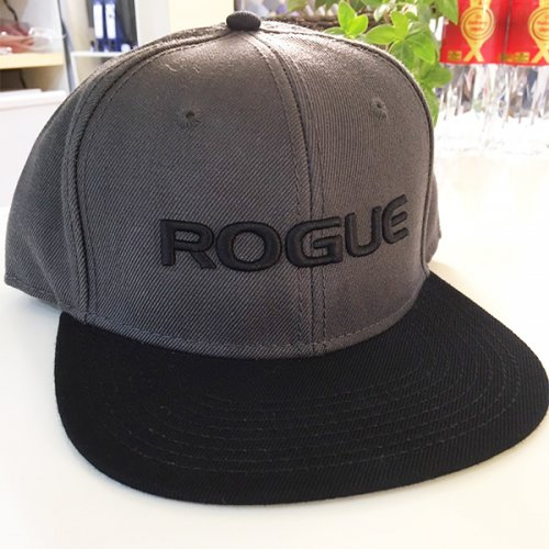 【即お届け】【ROGUE】ROGUE GRAY FLAT BILL HAT(Gray)<img class='new_mark_img2' src='//img.shop-pro.jp/img/new/icons7.gif' style='border:none;display:inline;margin:0px;padding:0px;width:auto;' />