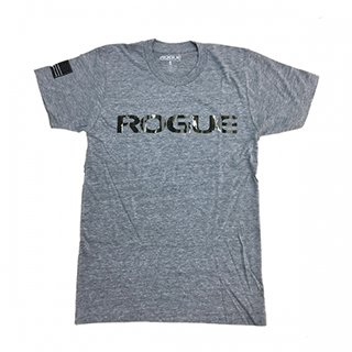 【即お届け】【ROGUE】ROGUE BASIC SHIRT(Gray/Camo)<img class='new_mark_img2' src='https://img.shop-pro.jp/img/new/icons7.gif' style='border:none;display:inline;margin:0px;padding:0px;width:auto;' />