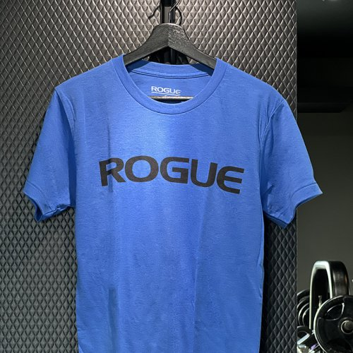 【即お届け】【ROGUE】ROGUE BASIC SHIRT(Heather Lake Blue)<img class='new_mark_img2' src='https://img.shop-pro.jp/img/new/icons7.gif' style='border:none;display:inline;margin:0px;padding:0px;width:auto;' />