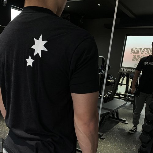 【即お届け】【ROGUE】ROGUE AUSTRALIA BASIC SHIRT(Black)<img class='new_mark_img2' src='https://img.shop-pro.jp/img/new/icons7.gif' style='border:none;display:inline;margin:0px;padding:0px;width:auto;' />
