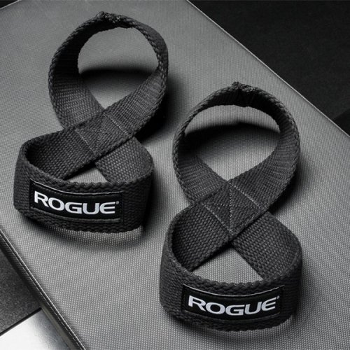 【即お届け】【ROGUE】ROGUE HEAVY DUTY FIGURE 8 LIFTING STRAPS<img class='new_mark_img2' src='https://img.shop-pro.jp/img/new/icons7.gif' style='border:none;display:inline;margin:0px;padding:0px;width:auto;' />