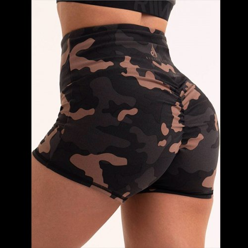 【即お届け】【RYDERWEAR】CAMO SCRUNCH BUM SHORTS(CAMO)<img class='new_mark_img2' src='https://img.shop-pro.jp/img/new/icons11.gif' style='border:none;display:inline;margin:0px;padding:0px;width:auto;' />