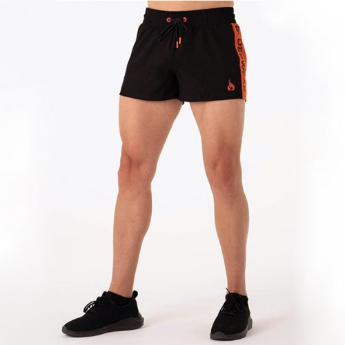 【即お届け】【RYDERWEAR】CANYON GYM SHORTS(BLACK )<img class='new_mark_img2' src='https://img.shop-pro.jp/img/new/icons7.gif' style='border:none;display:inline;margin:0px;padding:0px;width:auto;' />