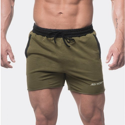 【即お届け】【JED NORTH】Titan Sweat Shorts(Green)<img class='new_mark_img2' src='https://img.shop-pro.jp/img/new/icons7.gif' style='border:none;display:inline;margin:0px;padding:0px;width:auto;' />