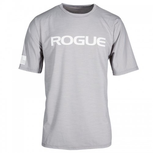 【即お届け】【ROGUE】ROGUE MEN'S PERFORMANCE SUN SHIRT(Gray)<img class='new_mark_img2' src='https://img.shop-pro.jp/img/new/icons7.gif' style='border:none;display:inline;margin:0px;padding:0px;width:auto;' />